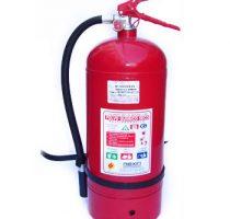 Extintor PQS 4kg 90%